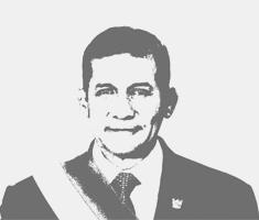 por Ollanta Humala